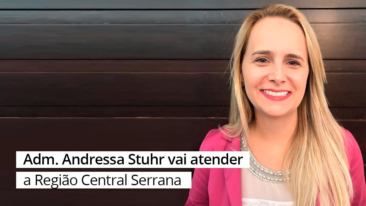 Conheça a nova Representante Institucional do CRA-ES