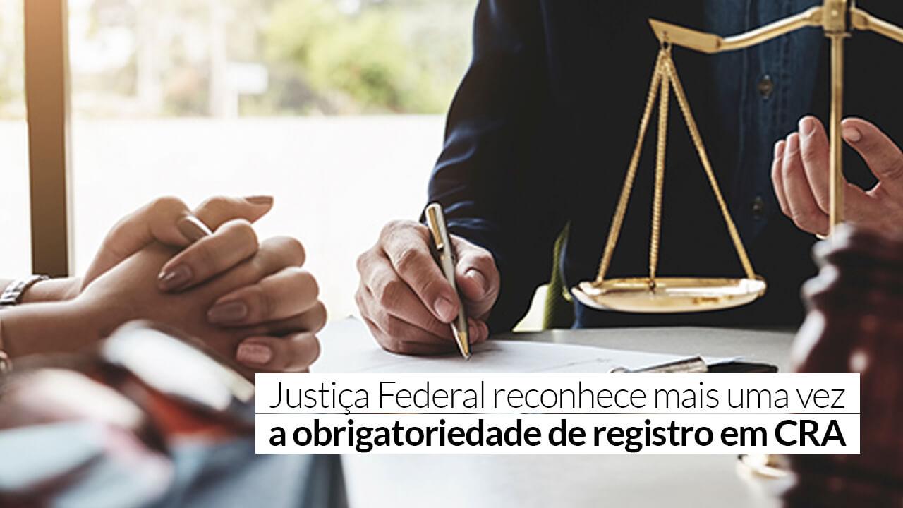 CFA | Fiscalização do CRA-DF vence batalha judicial